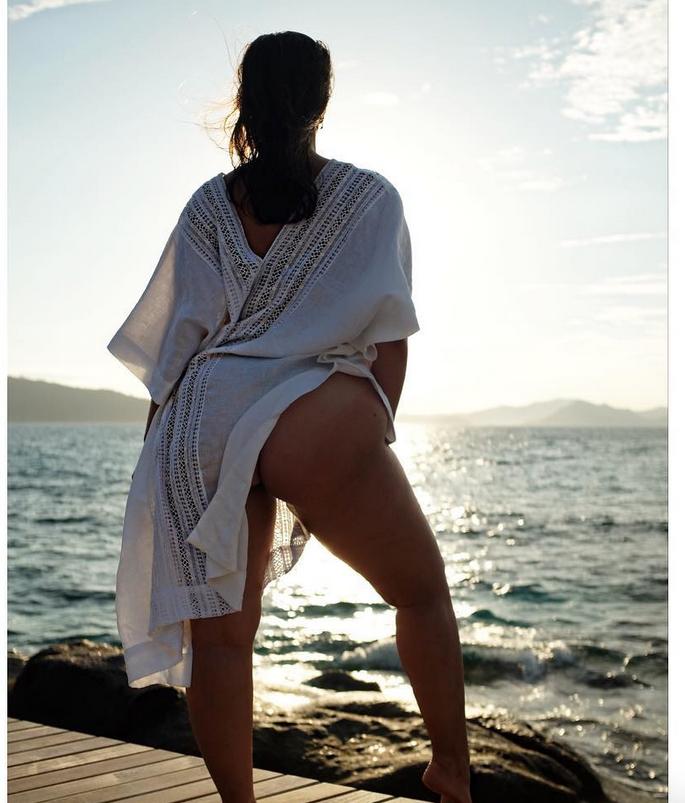 Эшли Грэм - фотоархив.