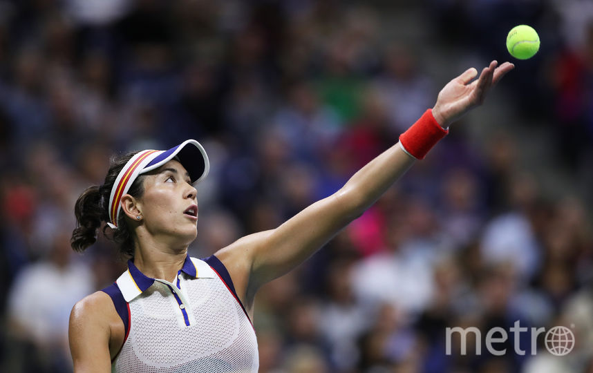 Мугуруса будет новым лидером рейтинга WTA после вылета Плишковой сUS Open