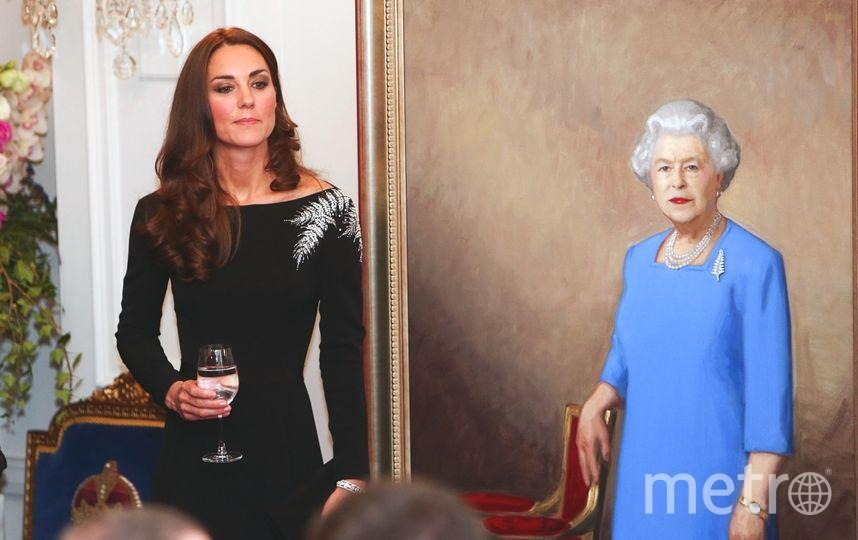 Для королевской семьи - Кейт - настоящее спасение. Фото Getty