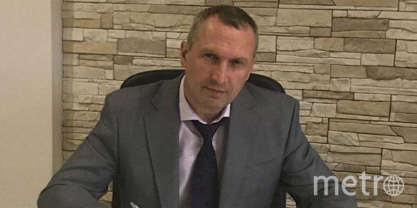 Олег Строков.