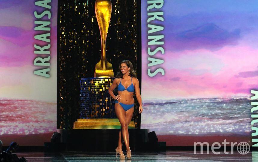 """Мисс Араканзас. Фото участниц """"Мисс Америка-2018"""". Фото Getty"""