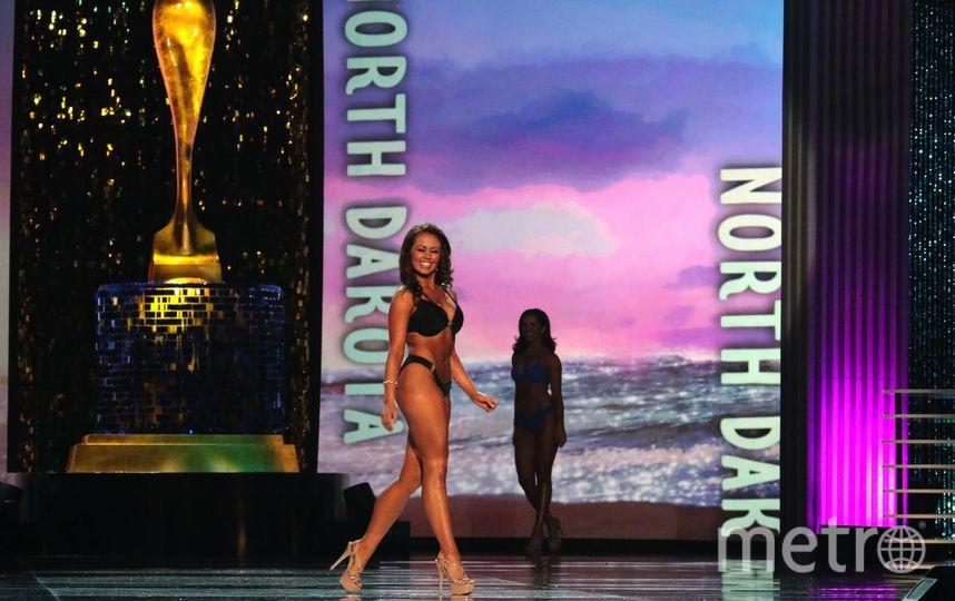 """Мисс Северная Дакота. Фото участниц """"Мисс Америка-2018"""". Фото Getty"""