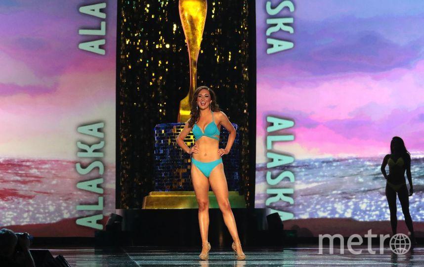 """Мисс Аляска. Фото участниц """"Мисс Америка-2018"""". Фото Getty"""