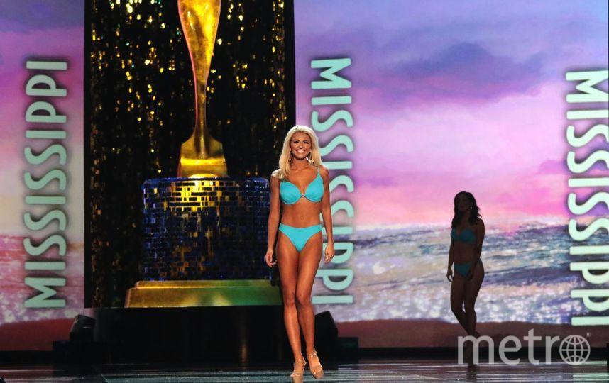 """Мисс Миссисипи. Фото участниц """"Мисс Америка-2018"""". Фото Getty"""