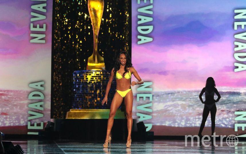 """Мисс Невада. фото участниц """"Мисс Америка-2018"""". Фото Getty"""