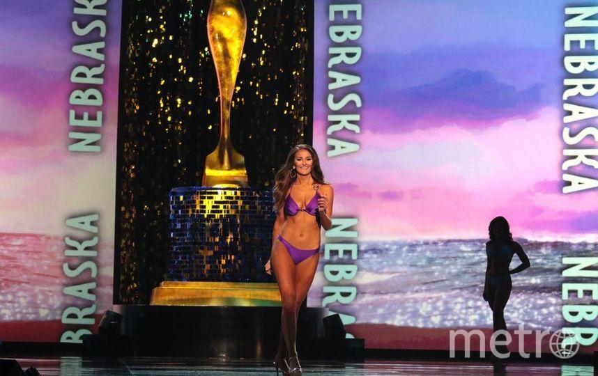 """Мисс Небраска. фото участниц """"Мисс Америка-2018"""". Фото Getty"""