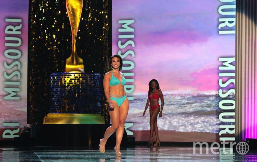"Мисс Массачусеттс. фото участниц ""Мисс Америка-2018"". Фото Getty"