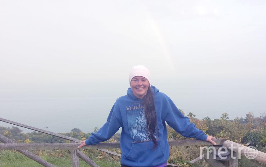 32-летняя Татьяна Квасова. Фото Марафонская команда Шри Чинмоя