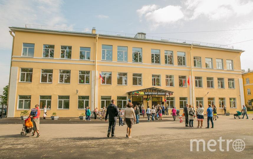 Открытие нового здания школы №459 для очень важно для Шушар.