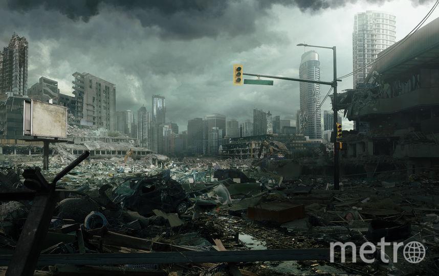 Массовое вымирание человечества. Фото ISTOCK
