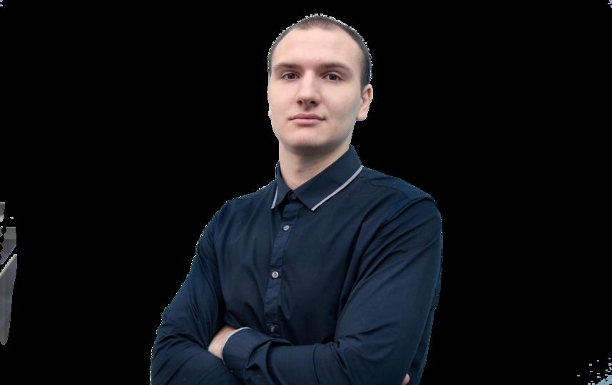Максим Хубенов. Фото из личного архива Максима Хубенова