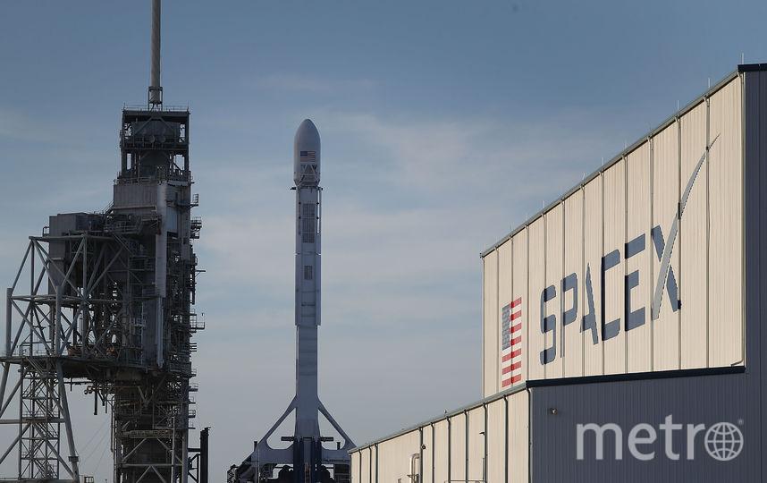 Falcon 9. Фото Getty