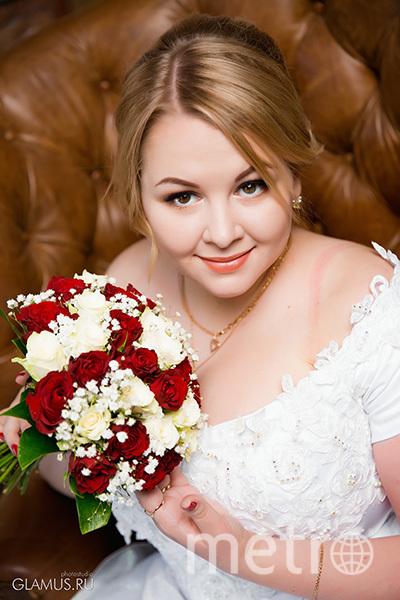 Юлия Степанова, участница из Петербурга.