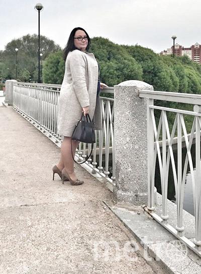 Екатерина Бубнова, участница из Петербурга.