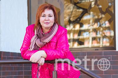 Елена Клименко, участница из Волгограда.
