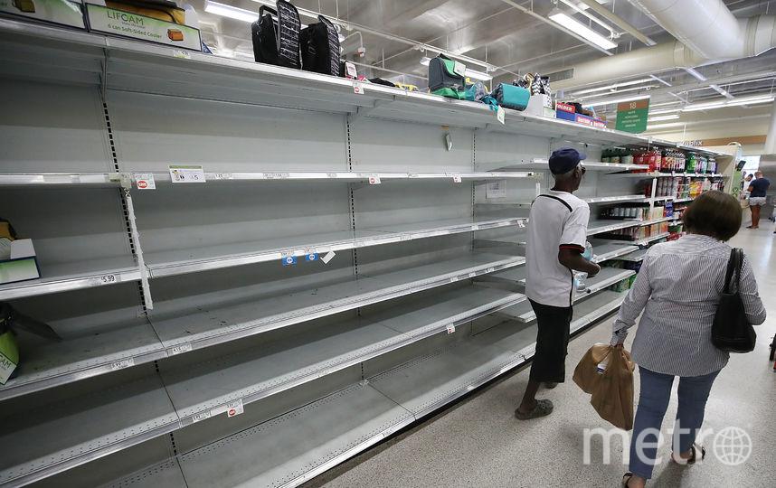 Так во Флориде готовятся к урагану Ирма. Фото Getty