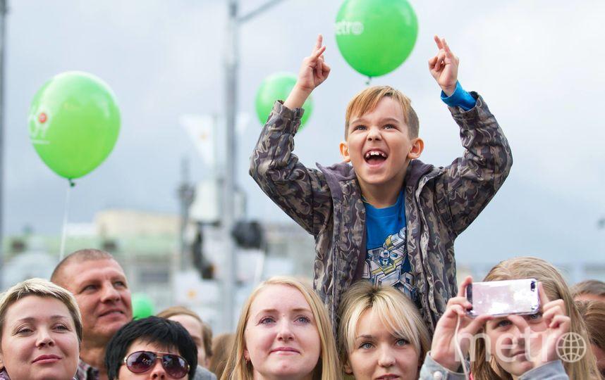 """Фестиваль Metro on Stage ждёт как взрослых москвичей, так и совсем маленьких. Фото Вика Вон, """"Metro"""""""