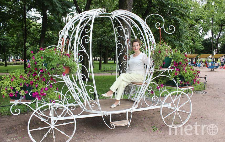 Прогулка по Александровскому саду (Санкт-Петербург). Фото Светлана Грекова.