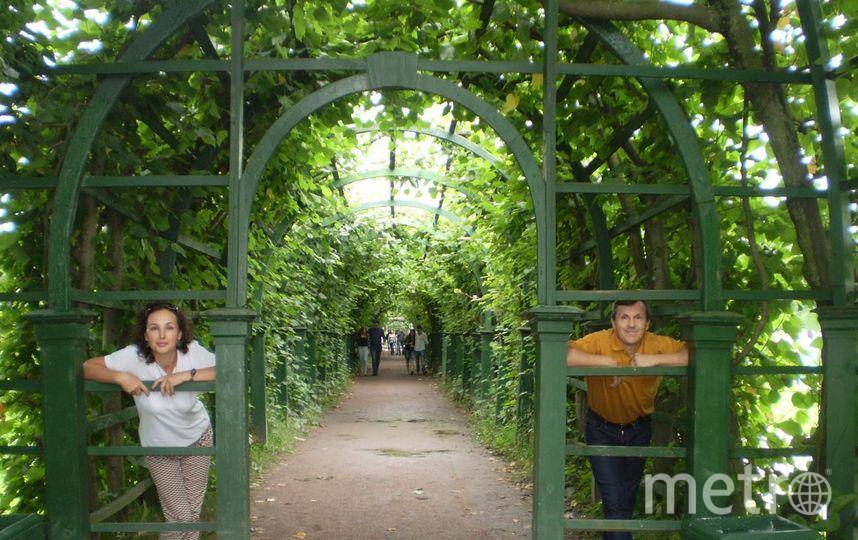 Сделано в Петергофе, я с мужем каждое лето езжу в Петергоф и долго гуляем по парку. Фото Светлана Грекова.