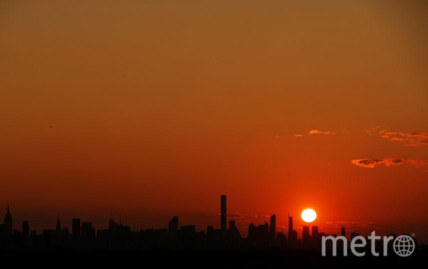 Излишняя солнечная активность может повлиять на здоровье людей. Фото AFP