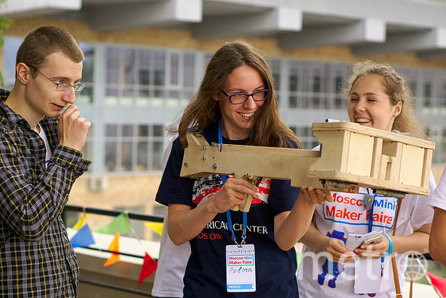 Maker Faire Moscow. Фото предоставлено организаторами, Getty