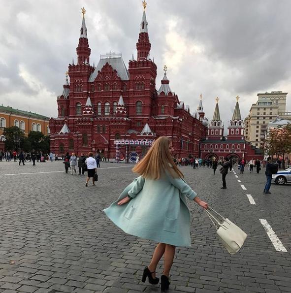 Праздничные мероприятия в честь 870-летия Москвы проходят на Красной площади. Фото Instagram malindi__