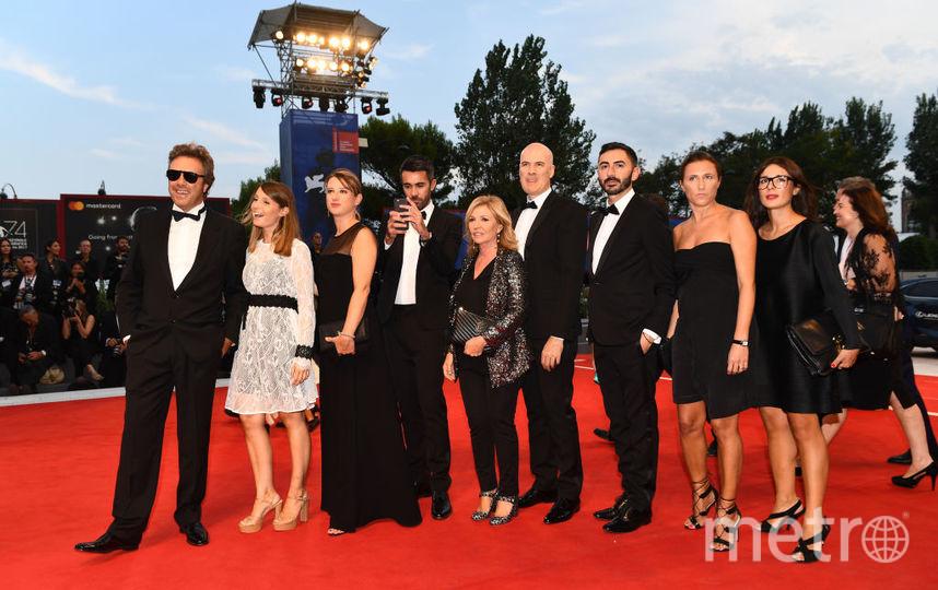 Венецианский кинофестиваль - 2017 - фотоархив. Фото Getty