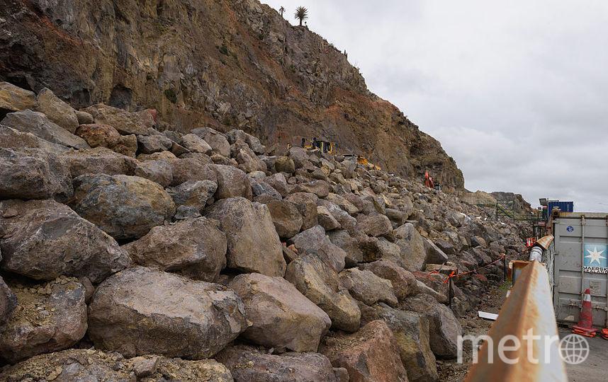 В Сочи нашли ребенка, сбитого камнепадом. Фото Getty