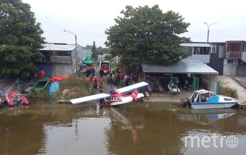 Следственный комитет проводит проверку в связи с упавшим самолетом.