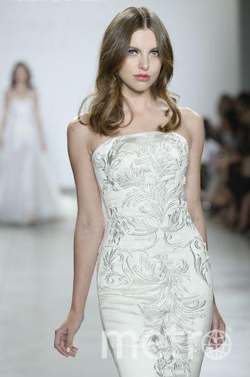 Неделя моды в Нью-Йорке. Фото AFP