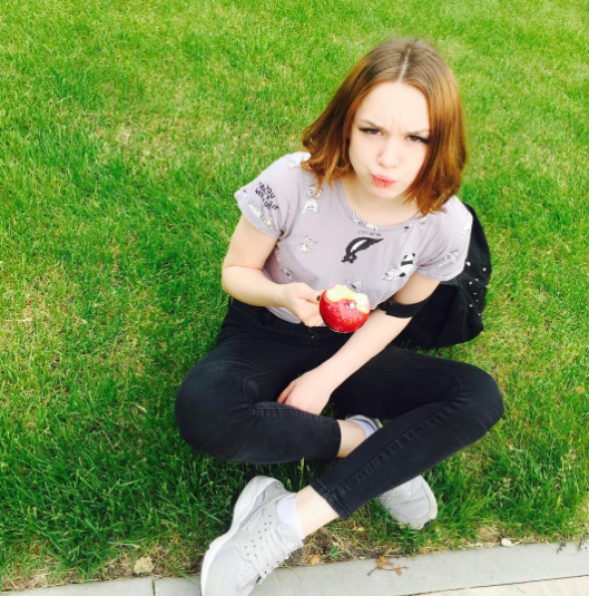 Диана Шурыгина. Фото Instagram Дианы Шурыгиной.