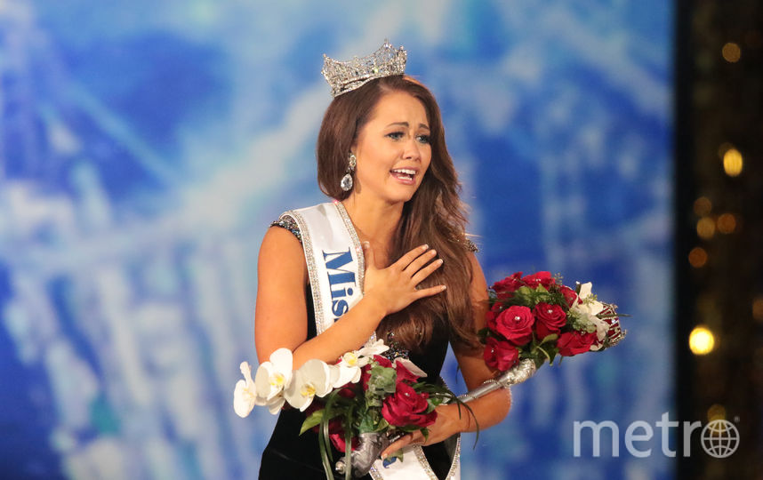 Мисс Америка Кара Мунд. Фото Getty