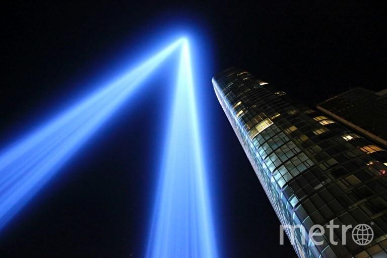 Мемориальные мероприятия в память о трагедии 11/09. Фото AFP