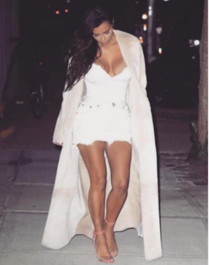 Ким Кардашьян. Фото Скриншот Instagram/Ким Кардашьян