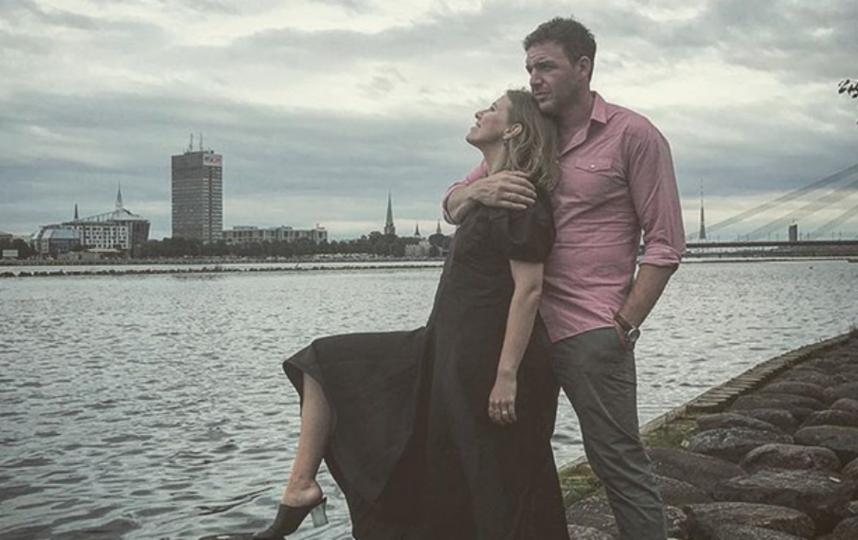 Ксения Собчак и Максим Виторган - фотоархив. Фото Скриншот www.instagram.com/mvitorgan/XENIA_SOBCHAK/