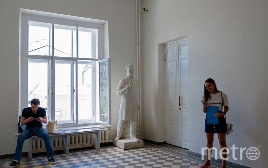 "Казанский университет. Фото Алена Бобрович., ""Metro"""