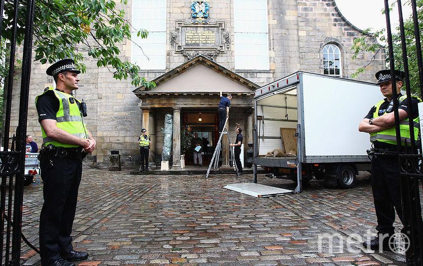 В Шотландии под зданием детского дома нашли останки более 400 детей. Фото Getty