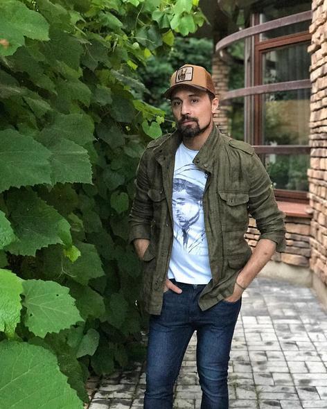Дима Билан. Фото instagram Димы Билана
