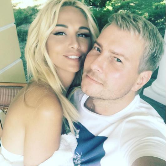 Виктория Лопырёва и Николай Басков. Фото Instagram Николая Баскова