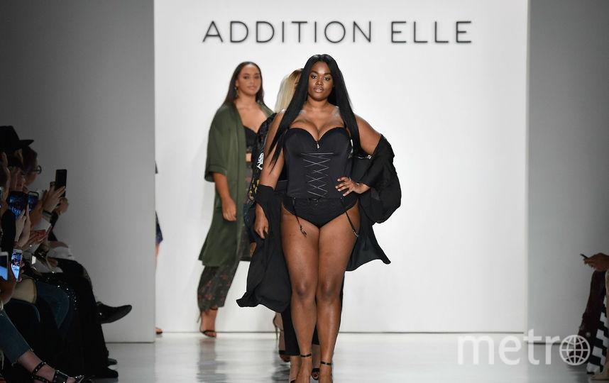 Показ Addition Elle. Фото Getty