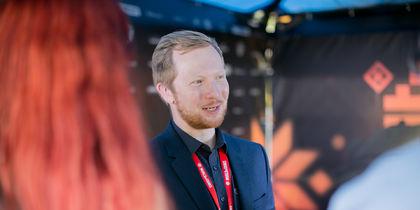 Руководитель направления спецпроектов Wargaming Александр Бобко. Фото Предоставлено пресс-службой Wargaming
