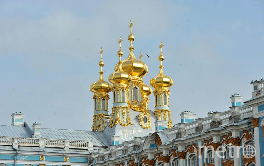 """В церкви работает более 70 реставраторов. Фото Святослав Акимов, """"Metro"""""""