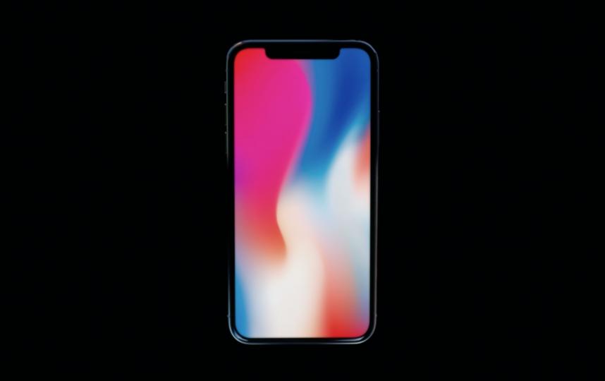 iPhone X. Фото apple.com