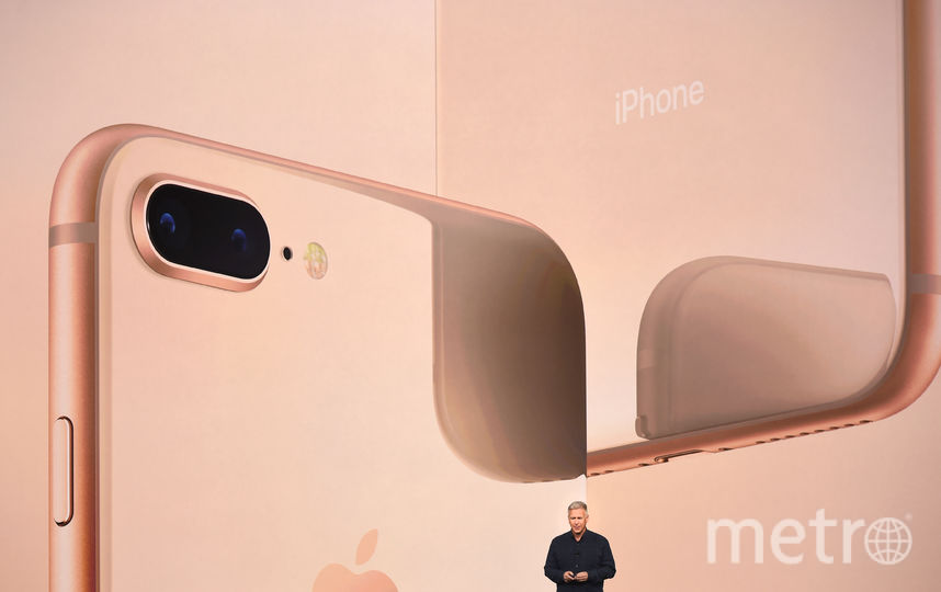 Apple показала новинки. Фото AFP