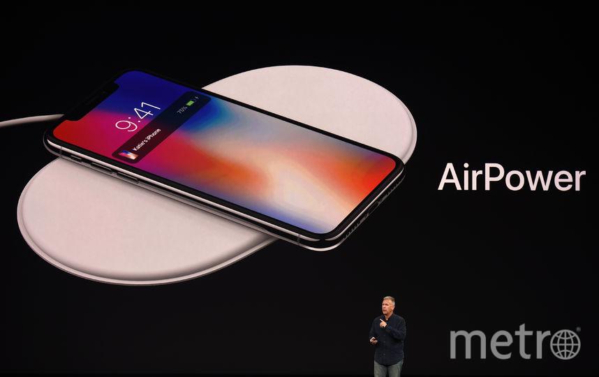 iPhone X. Фото AFP