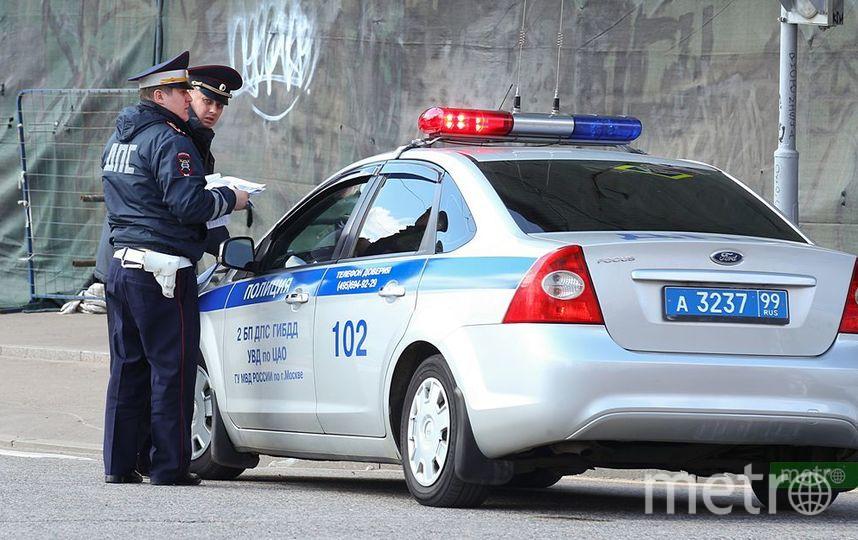 Милиция  задержала правонарушителя , выстрелившего вмужчину вцентральной части Москвы