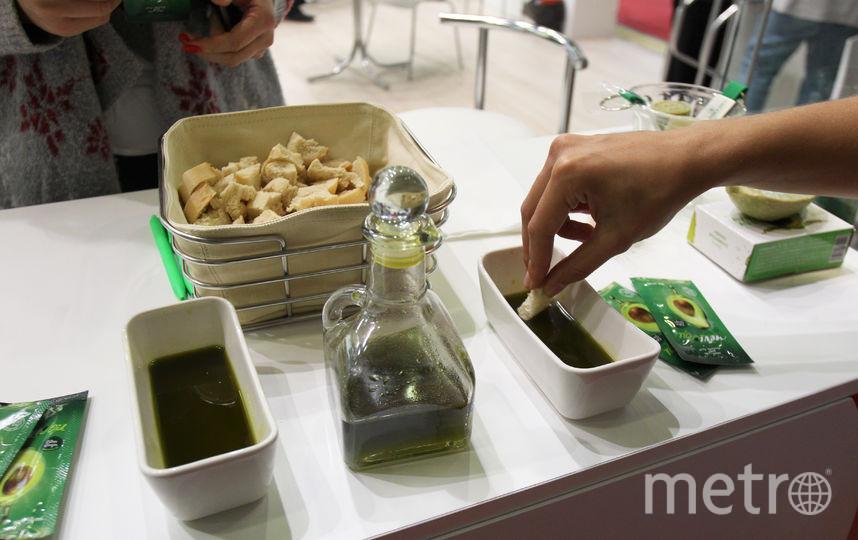 "Масло авокадо. Фото Василий Кузьмичёнок, ""Metro"""