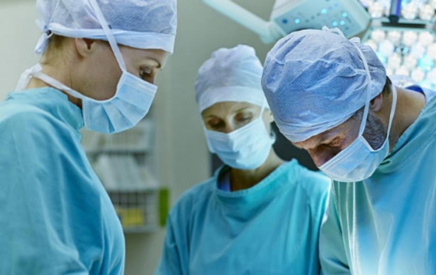 В Петербурге во время операции загорелась пациентка. Фото Getty