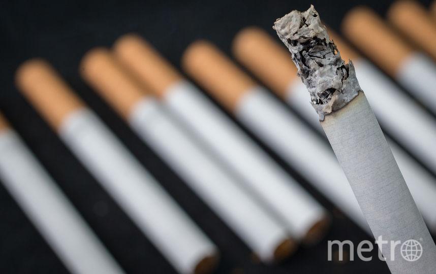 Табачные изделия. Фото Getty