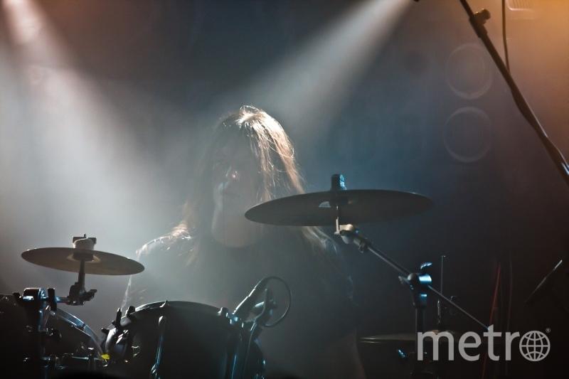 Krzysztof Bober , участники группы Decapitated. Фото Wikipedia/Krzysztof Bober